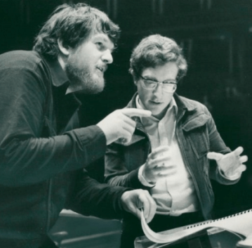 Robert Saxton & Oliver Knussen