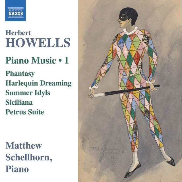 howells piano vol 1